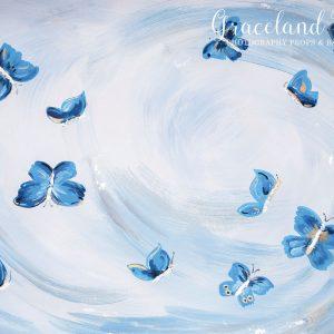 Malia in Blue by De-Anne Strange
