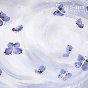 Malia in Purple by De-Anne Strange