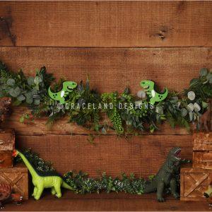 Dino Land by Alana Taylor Designs