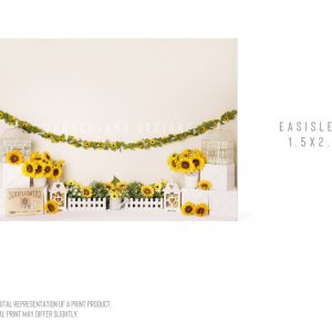 Pocket full of Sunflowers by Alana Taylor Designs