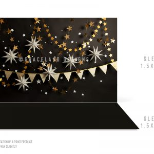 Black and Gold By Honey Pie Designs Combo